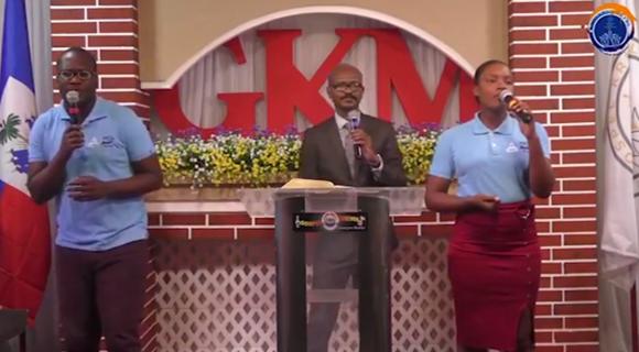 En Haití, Iglesia Adventista celebra la liberación de miembros secuestrados
